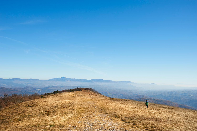 Vremščica/Auremiano vetta del monte con bambino_DSC3111